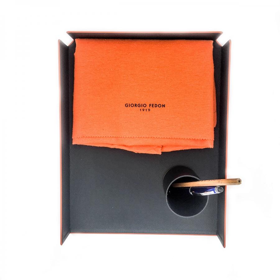 Лоток для бумаг от Giorgio Fedon в комплекте с держателем El Casco-4
