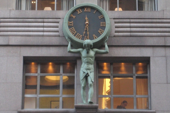 Часы от Tiffany & Co. История
