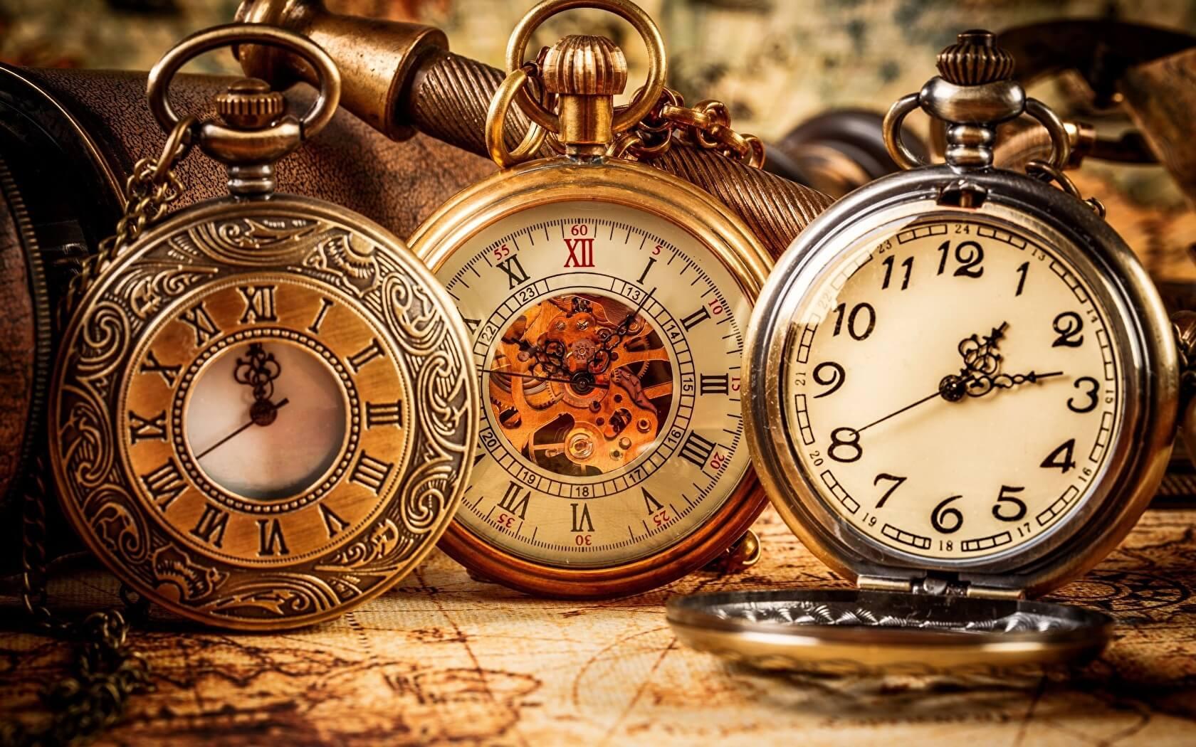История наручных часов