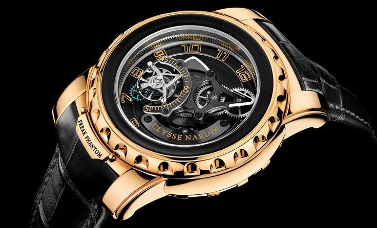 История бренда швейцарских часов (и одного телефона) Ulysse Nardin