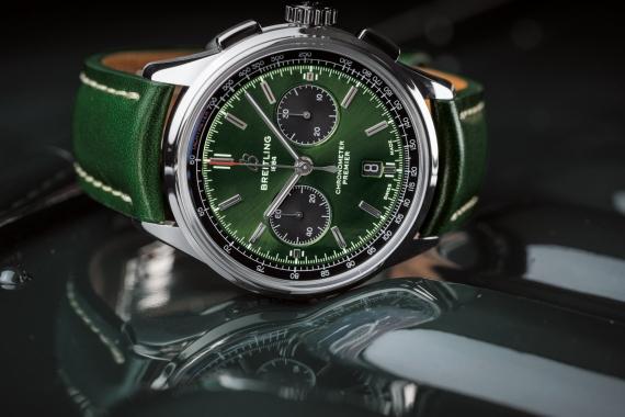 Breitling: страсть к авиации