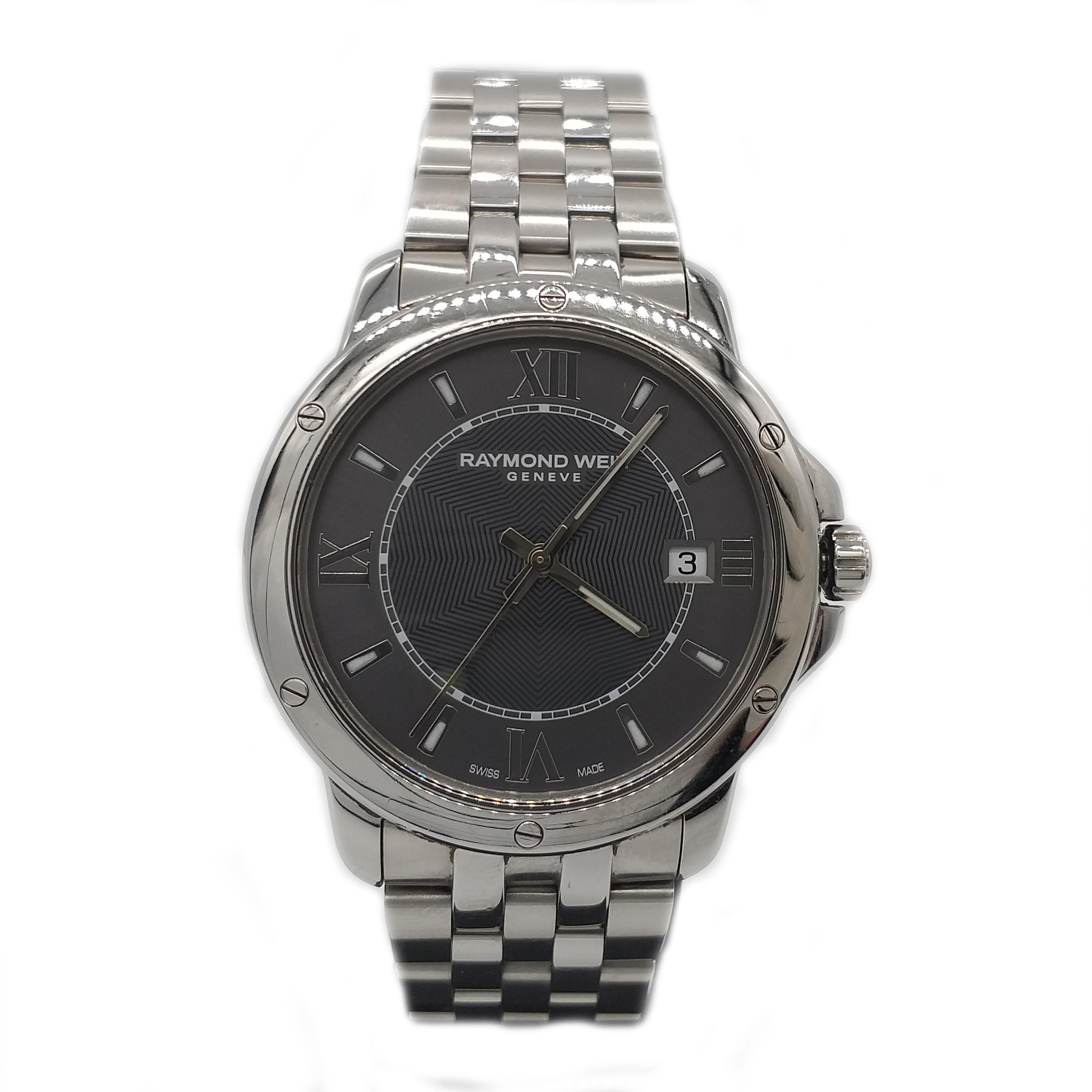 Мужские часы Raymond Weil-6