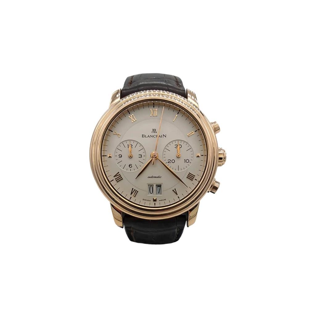 Blancpain Villeret Chronograph Large Date          ПРОДАНО-1