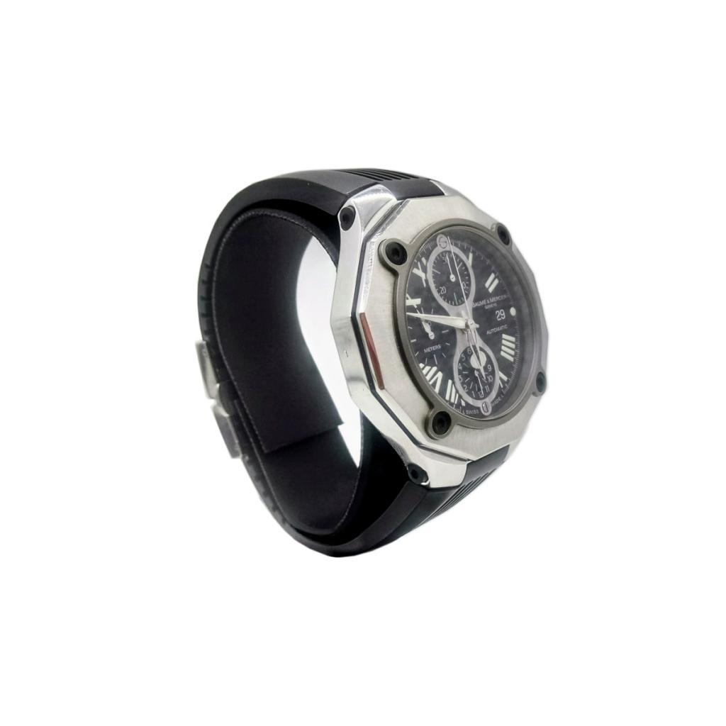 Baume & Mercier Riviera Chronograph ПРОДАНО-3