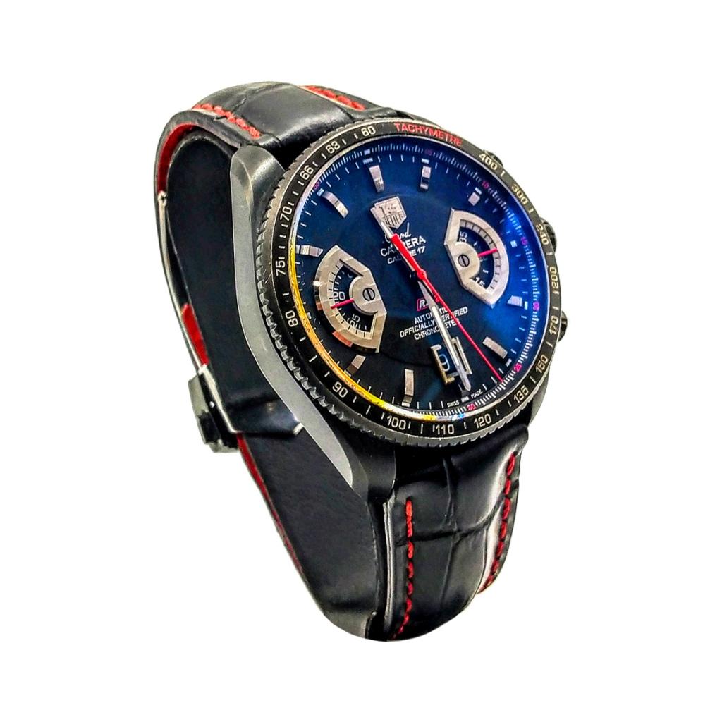 TAG Heuer Grand Carrera RS2 Chronograph Calibre17 ПРОДАНО-2