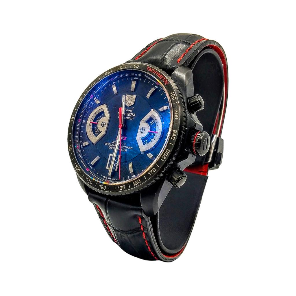 TAG Heuer Grand Carrera RS2 Chronograph Calibre17 ПРОДАНО-3