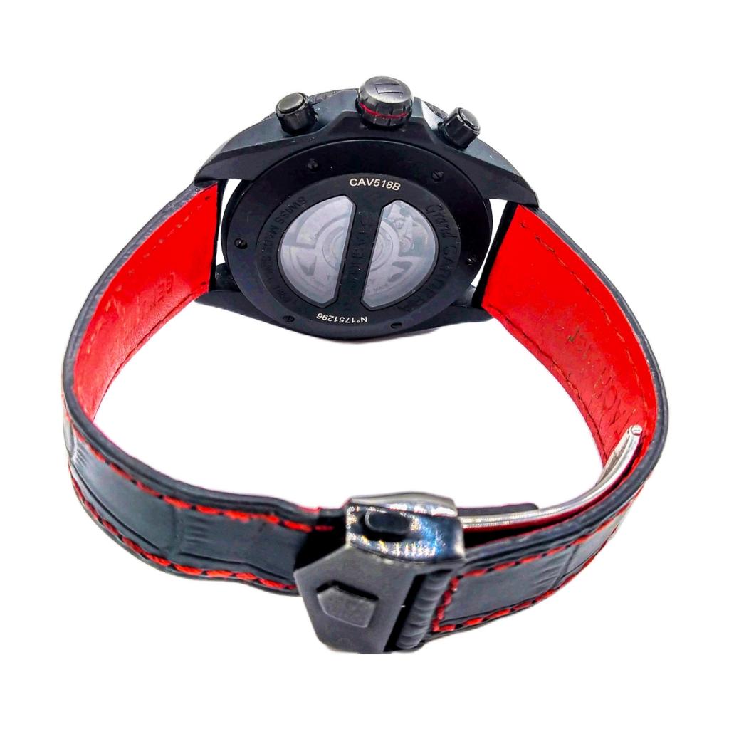 TAG Heuer Grand Carrera RS2 Chronograph Calibre17 ПРОДАНО-4