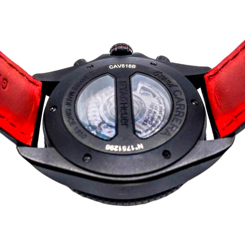 TAG Heuer Grand Carrera RS2 Chronograph Calibre17 ПРОДАНО-5