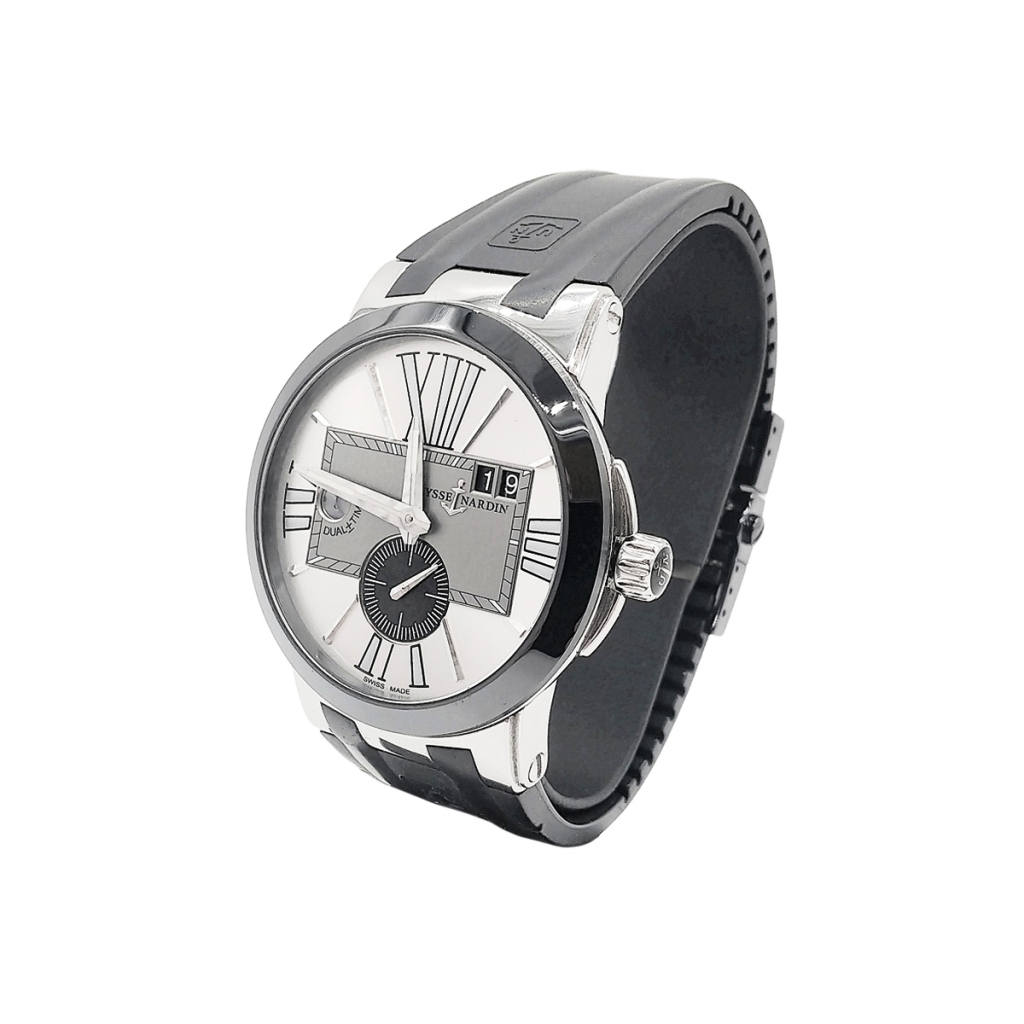 Ulysse Nardin Executive Dual Time 43mm ПРОДАНО-3