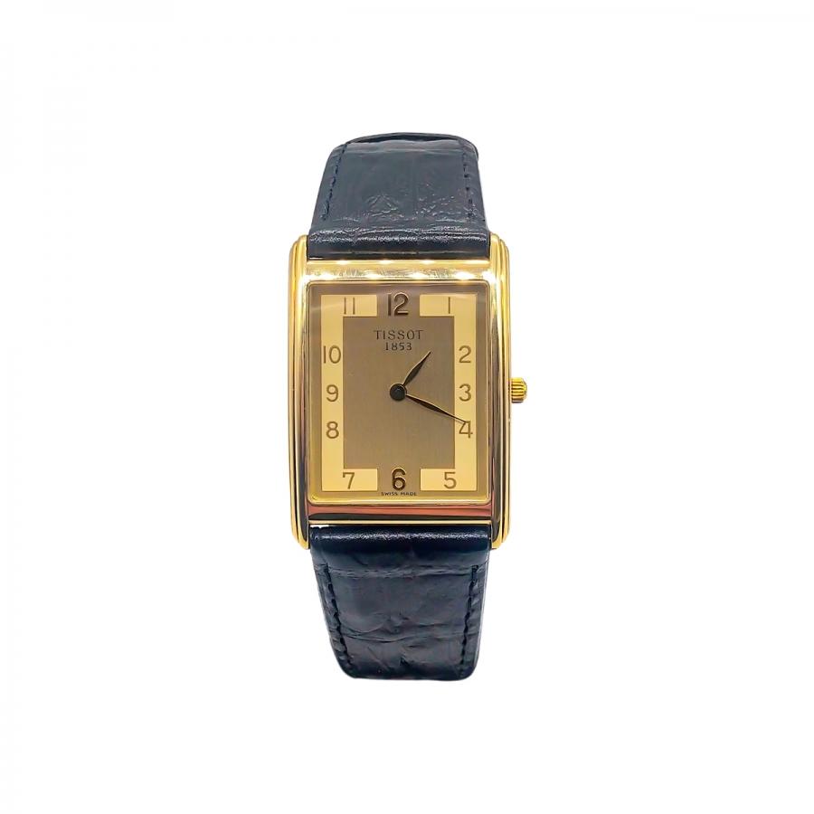 Золотые часы Tissot T-Gold New Helvetia ПРОДАНО-10