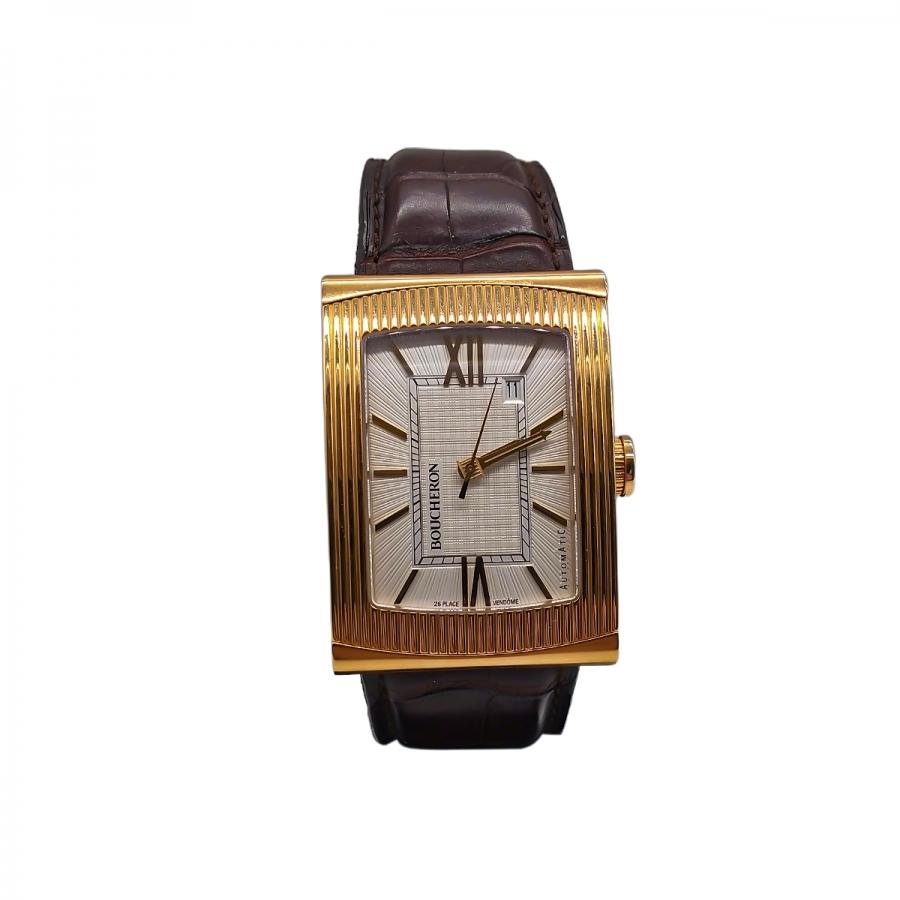 Золотые часы BOUCHERON REFLET XL-6