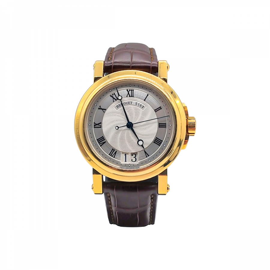 Breguet Marine Big Date Gold ПРОДАНО-1