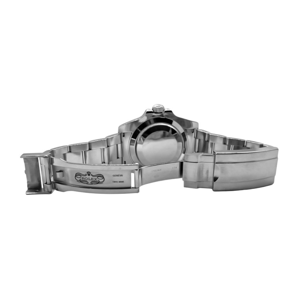 Rolex Submariner Date 40mm Steel Ceramic ПРОДАНО-6
