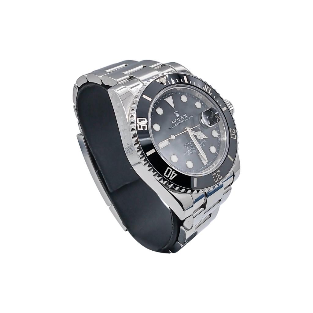 Rolex Submariner Date 40mm Steel Ceramic ПРОДАНО-4