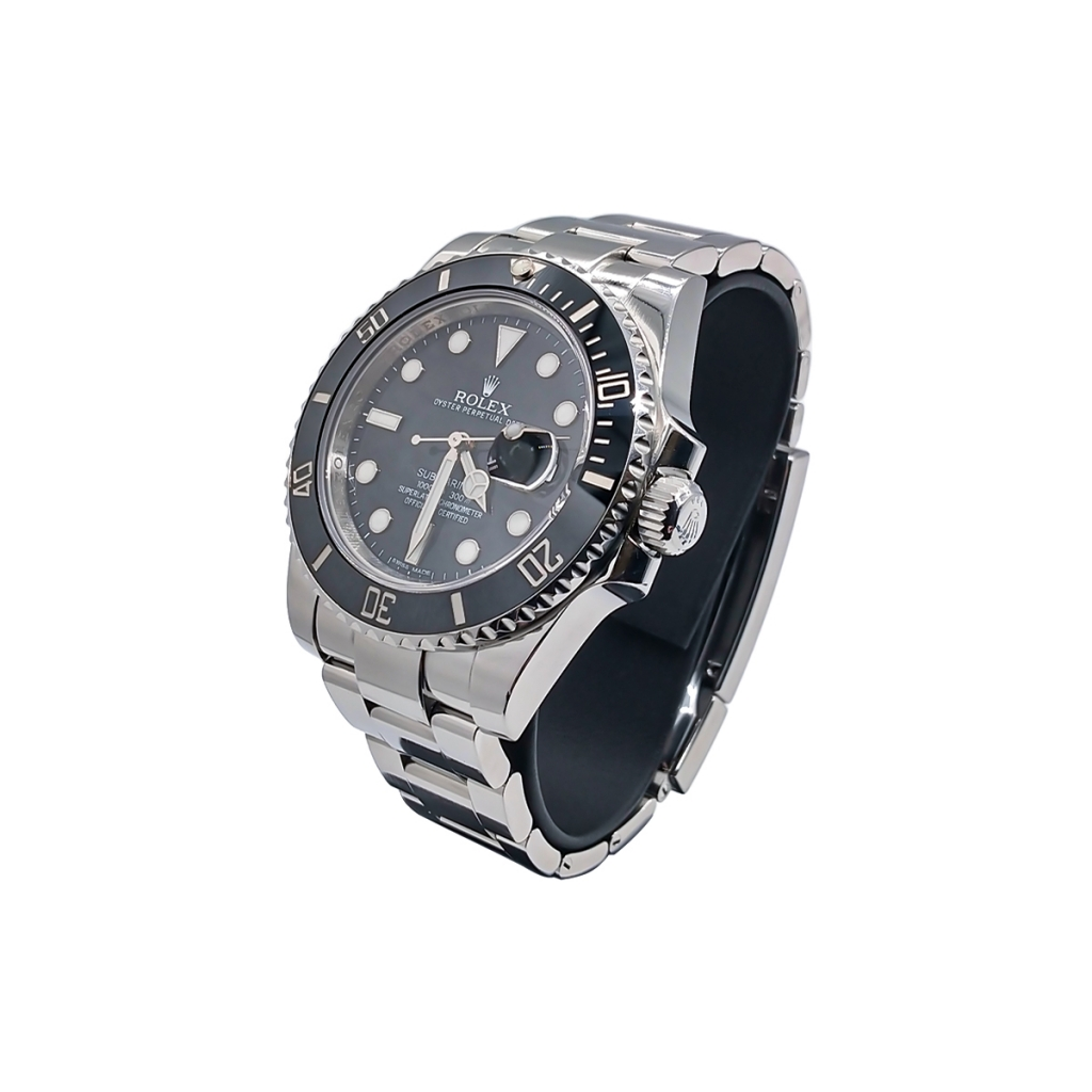 Rolex Submariner Date 40mm Steel Ceramic ПРОДАНО-3