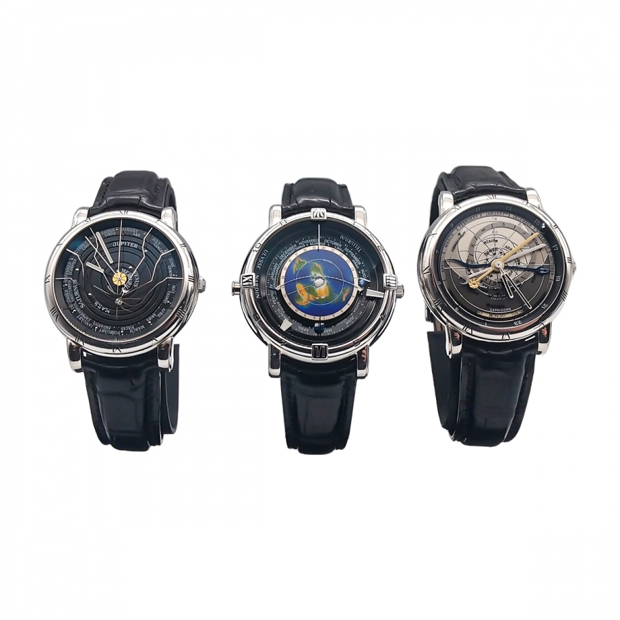 Ulysse Nardin Trilogy Set Limited Edition-7