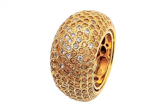 Как правильно носить золото?