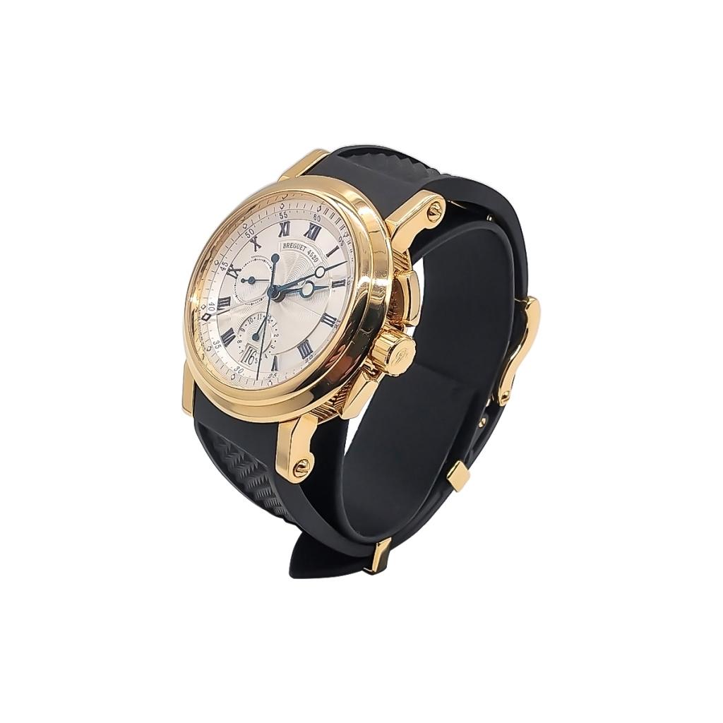 Breguet Marine Chronograph 5827 ПРОДАНО-3