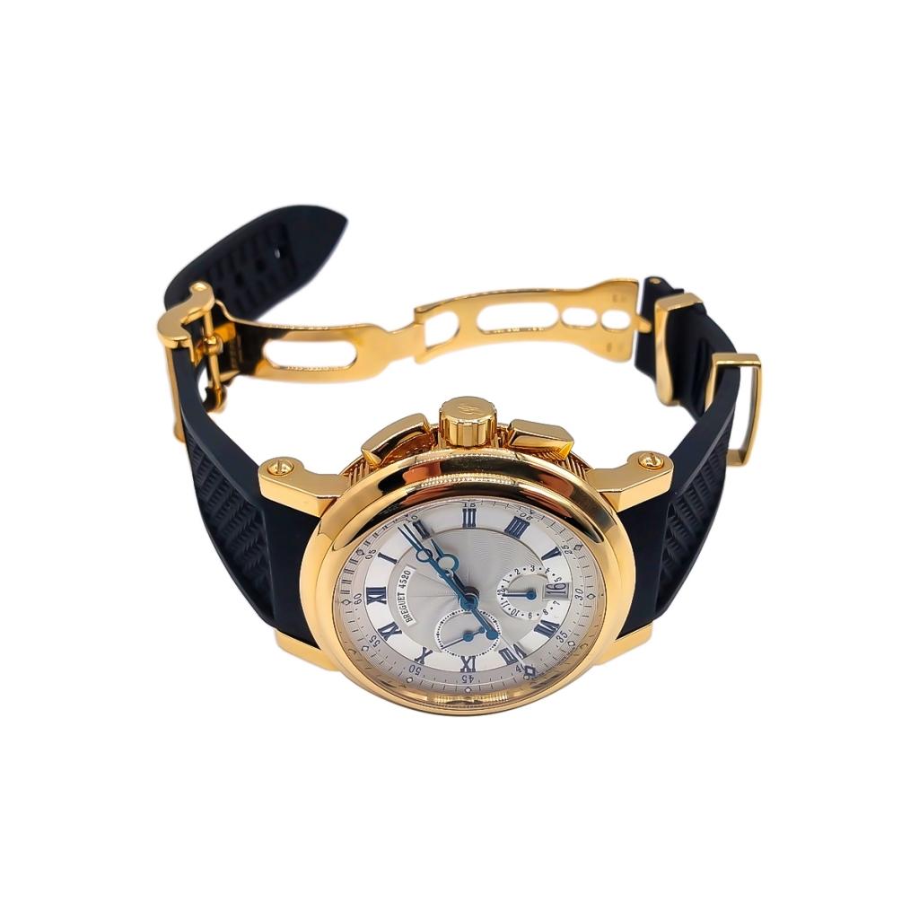 Breguet Marine Chronograph 5827 ПРОДАНО-6