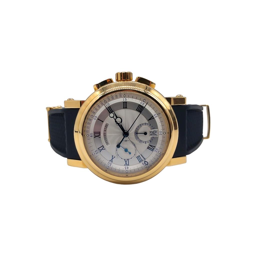 Breguet Marine Chronograph 5827 ПРОДАНО-4