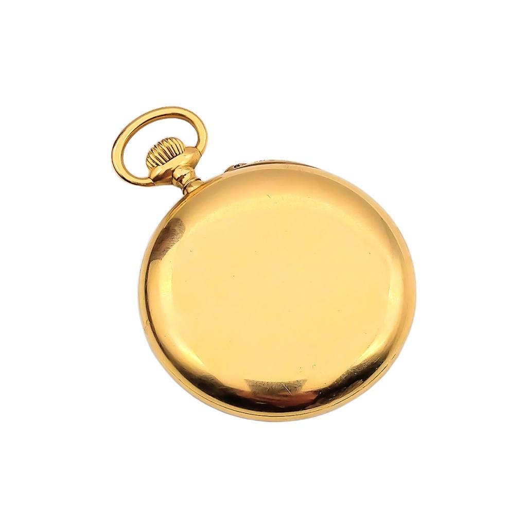 Золотые карманные часы L. Leroy ПРОДАНО-3