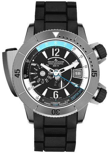 Jaeger LeCoultre Master Compressor Diving Pro  Geographic ПРОДАНО-9