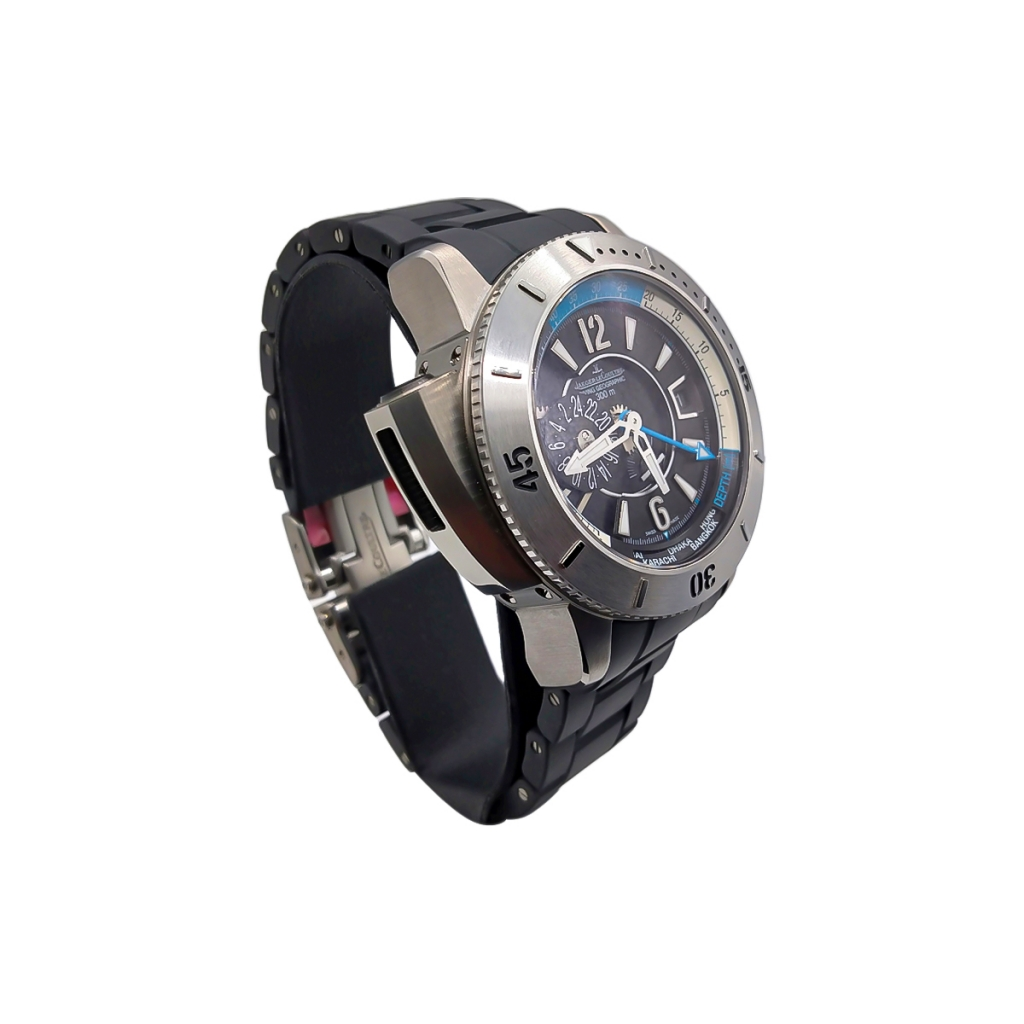 Jaeger LeCoultre Master Compressor Diving Pro  Geographic ПРОДАНО-5
