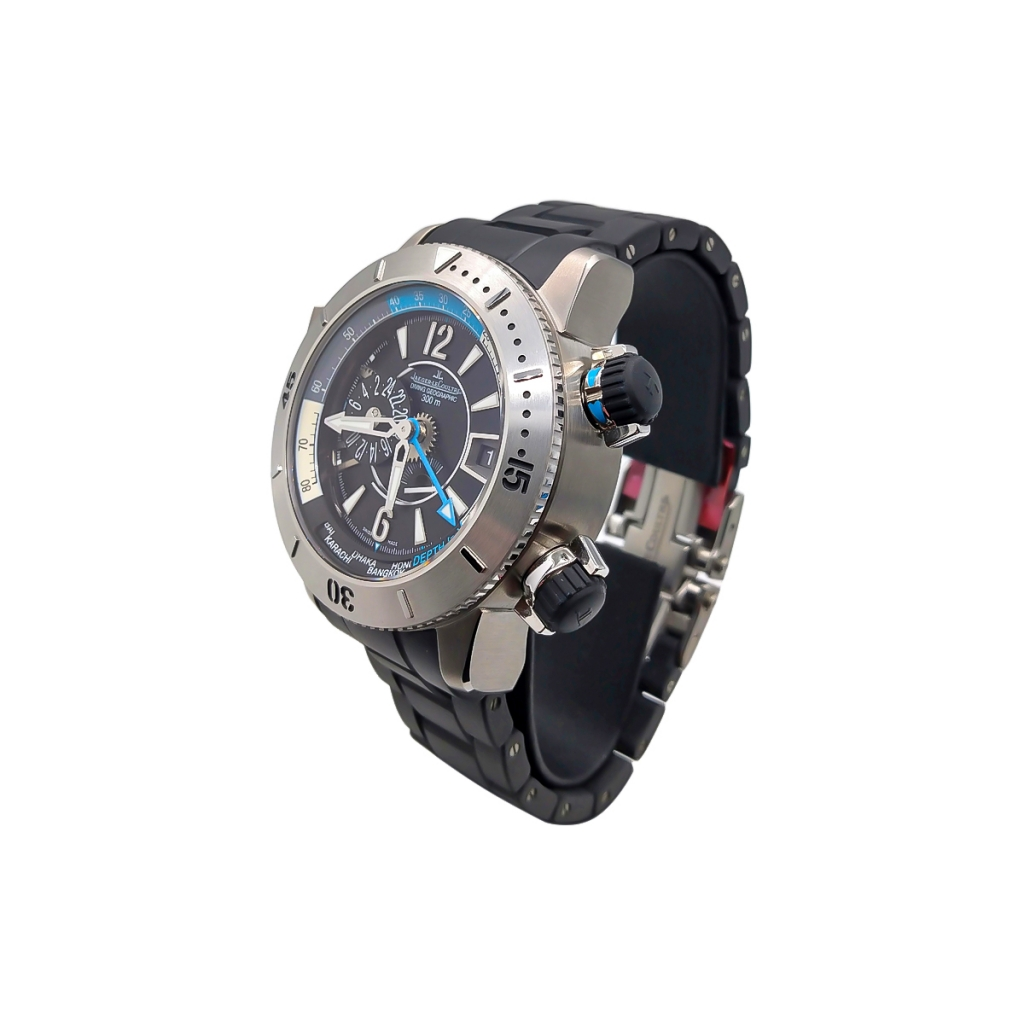 Jaeger LeCoultre Master Compressor Diving Pro  Geographic ПРОДАНО-4