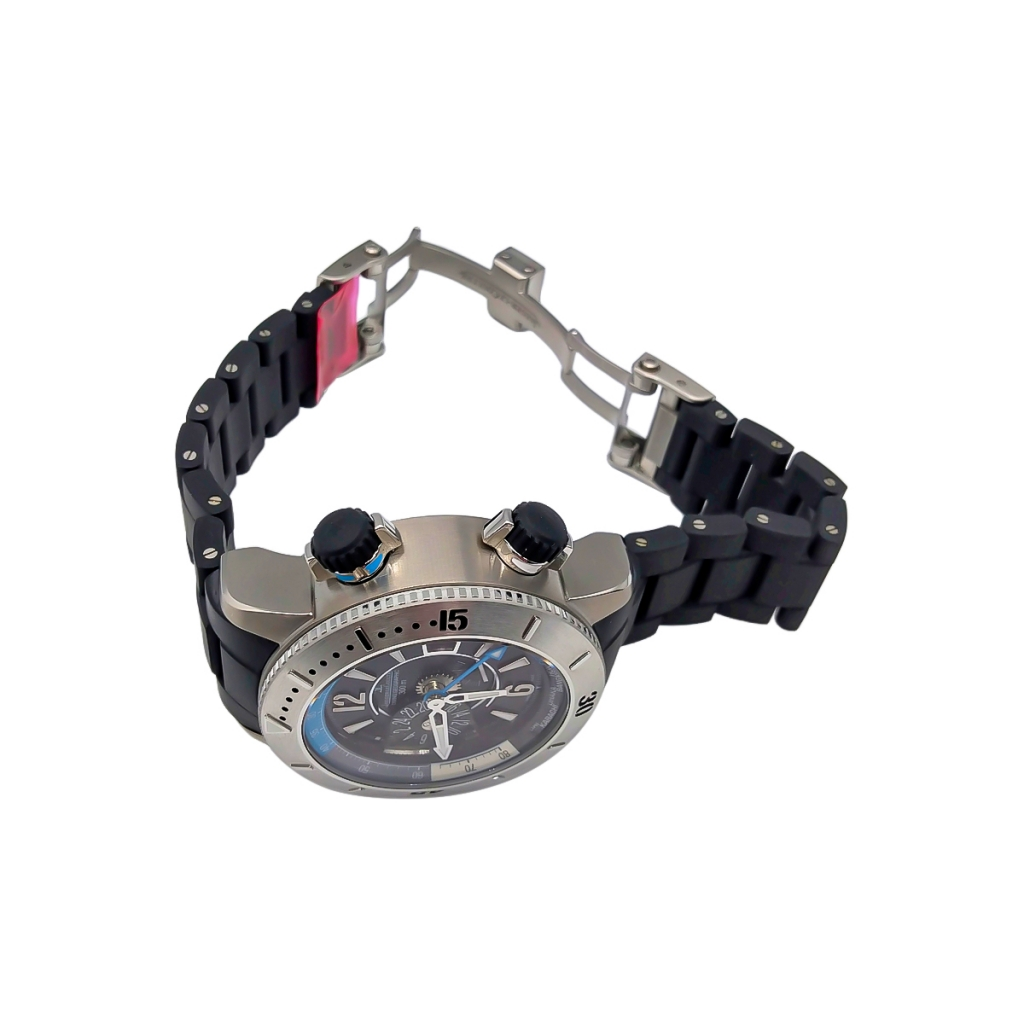 Jaeger LeCoultre Master Compressor Diving Pro  Geographic ПРОДАНО-8