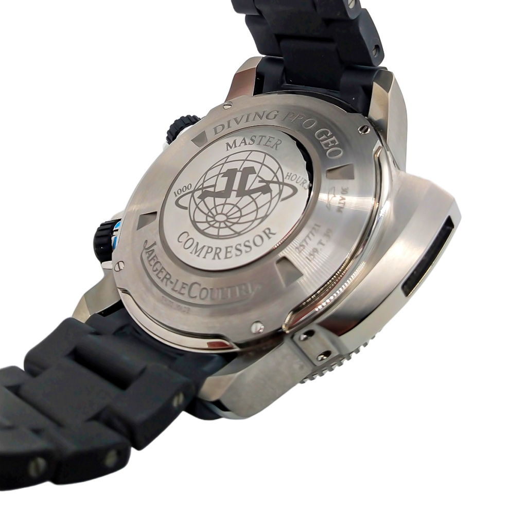 Jaeger LeCoultre Master Compressor Diving Pro  Geographic ПРОДАНО-6