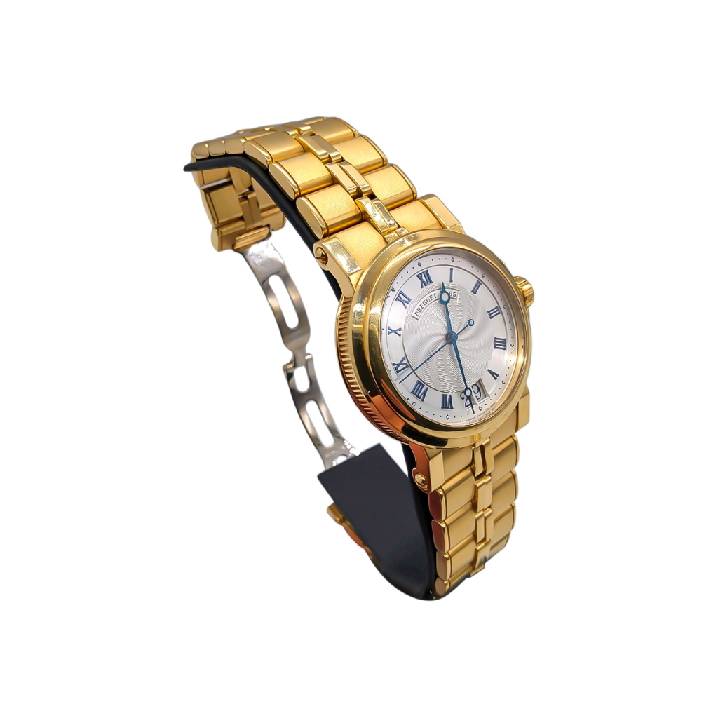 Breguet Marine Big Date Rose Gold 5817BA ПРОДАНО-2