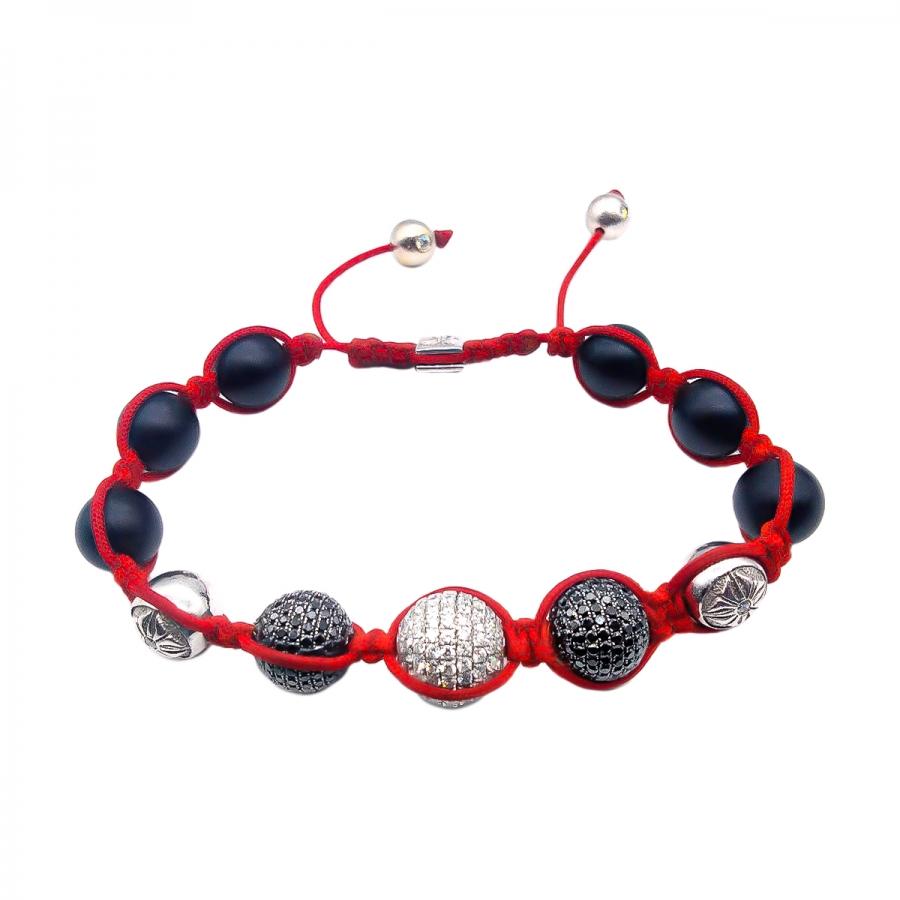 Shambala jewels браслет с бриллиантами ПРОДАНО-14