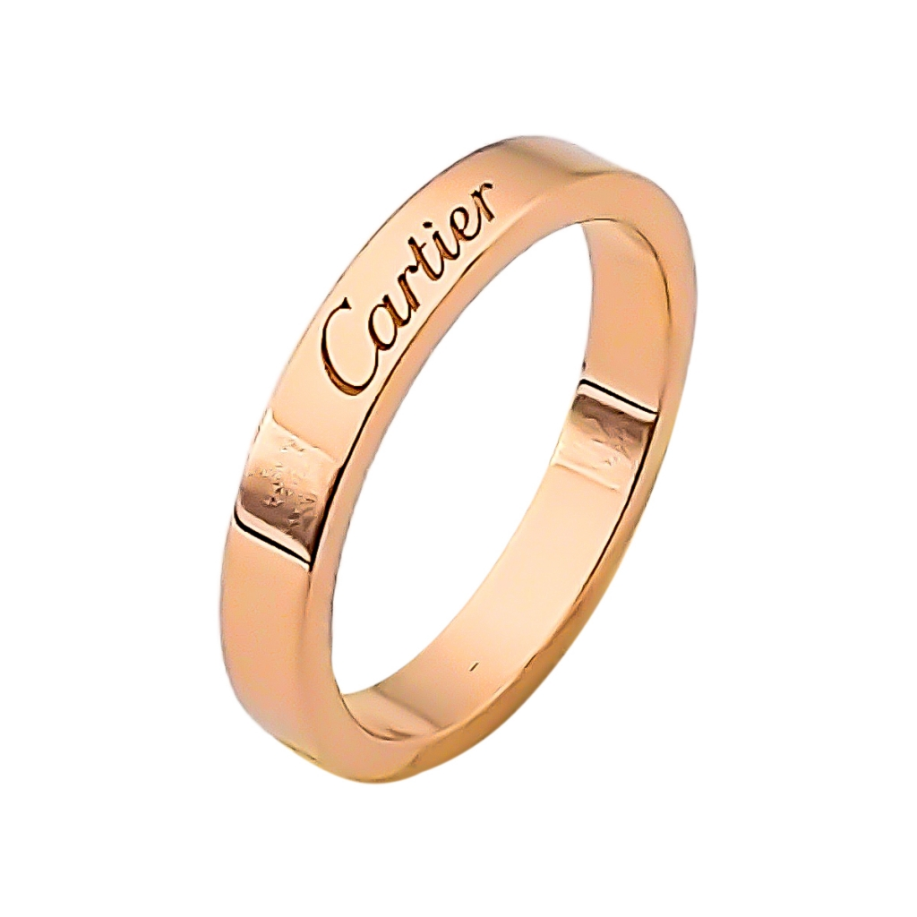 Cartier золотое женское кольцо De Cartier ПРОДАНО-1