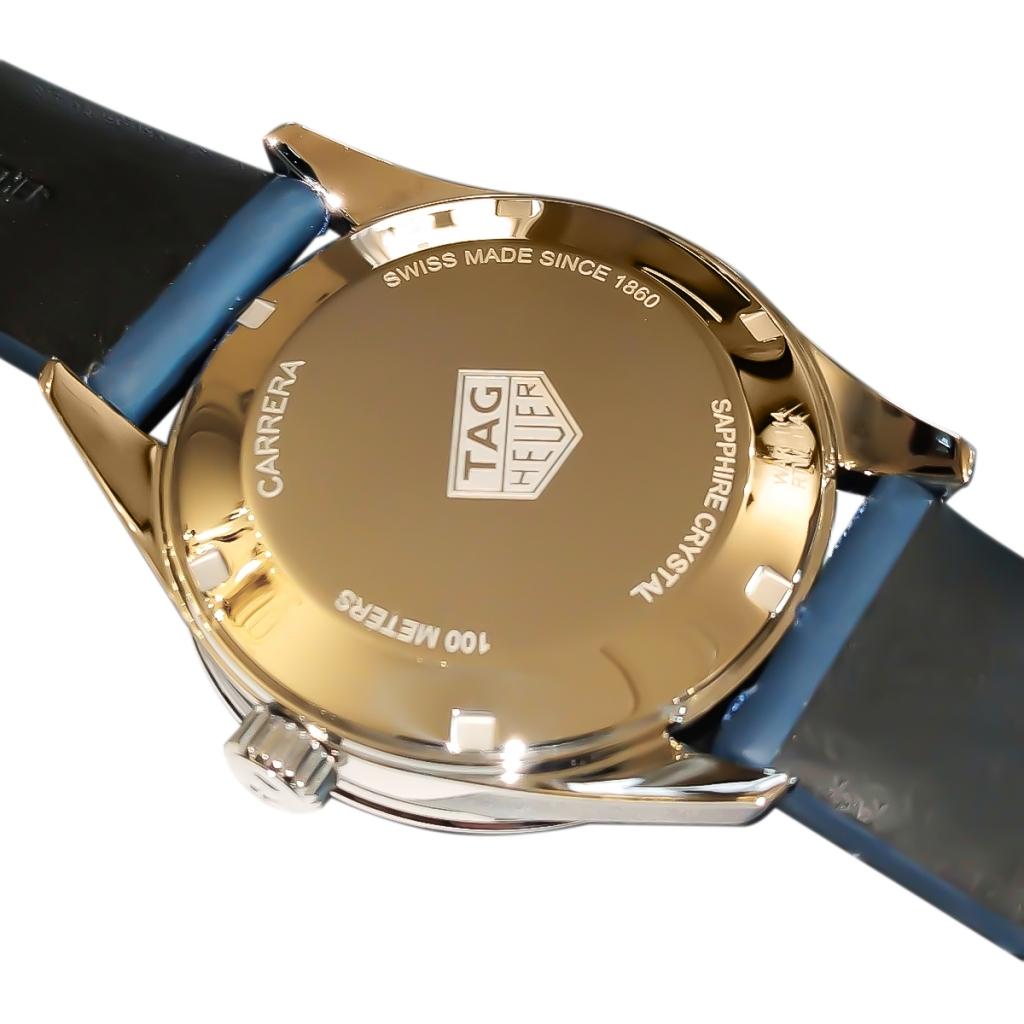 Новые часы Tag Heuer Carrera-5