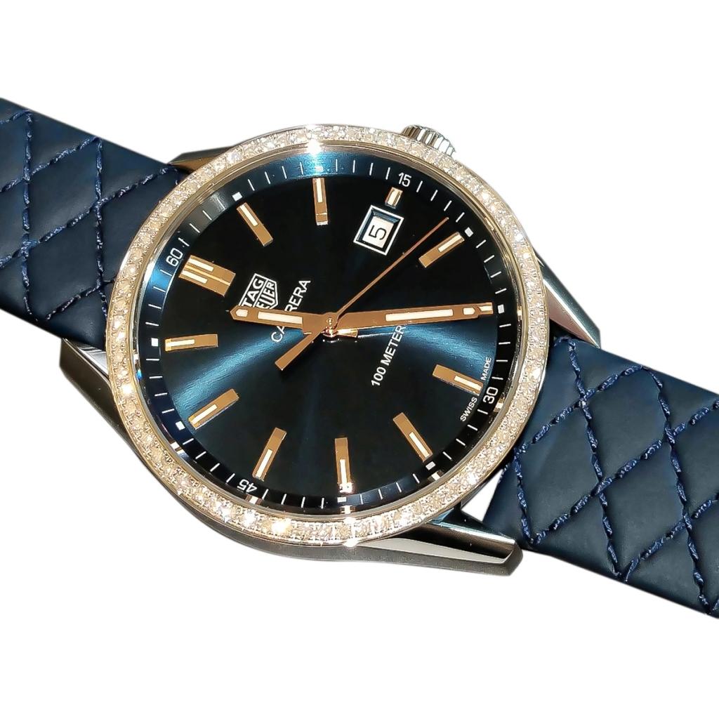 Новые часы Tag Heuer Carrera-1