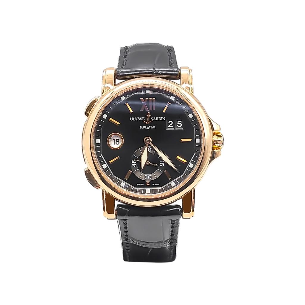 Мужские часы Ulysse Nardin золото 750 пр ПРОДАНО-4