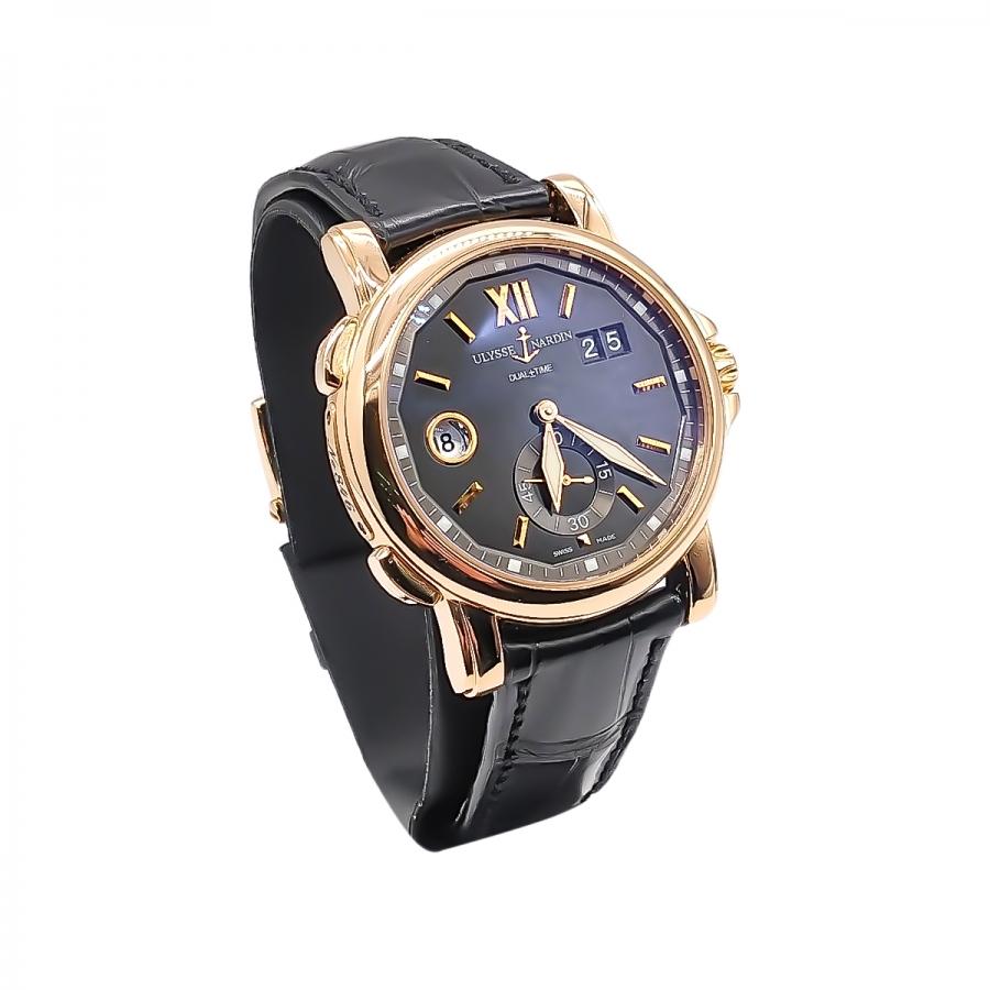 Мужские часы Ulysse Nardin золото 750 пр-47