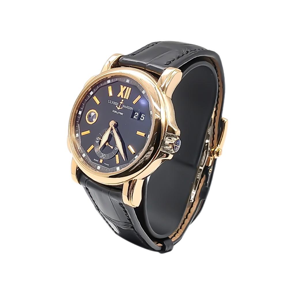 Мужские часы Ulysse Nardin золото 750 пр ПРОДАНО-1