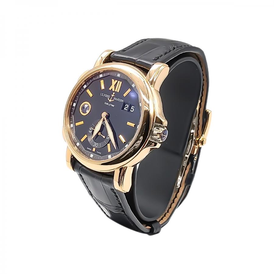 Мужские часы Ulysse Nardin золото 750 пр-46
