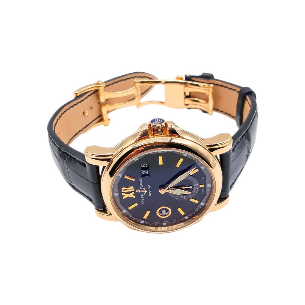 Мужские часы Ulysse Nardin золото 750 пр ПРОДАНО-3