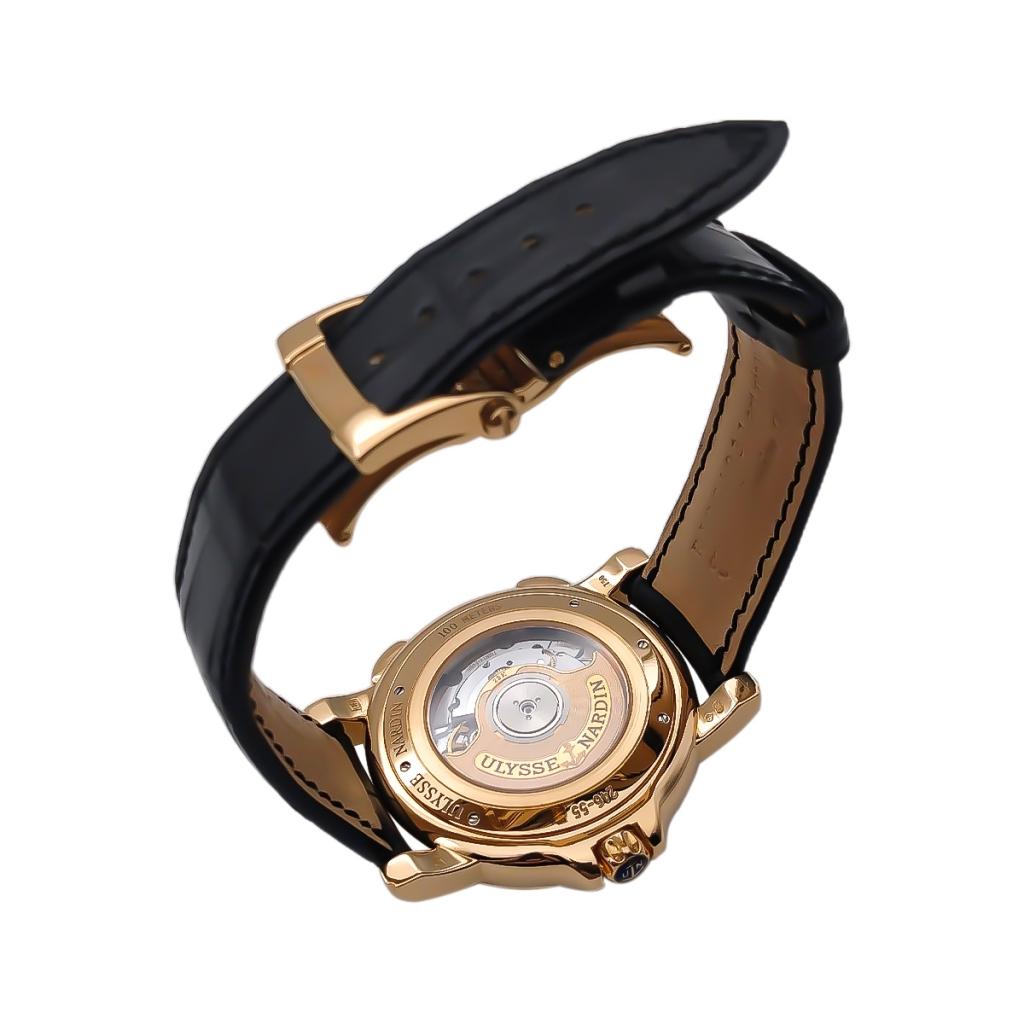 Мужские часы Ulysse Nardin золото 750 пр ПРОДАНО-5
