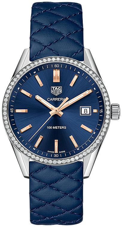 Новые часы Tag Heuer Carrera-8