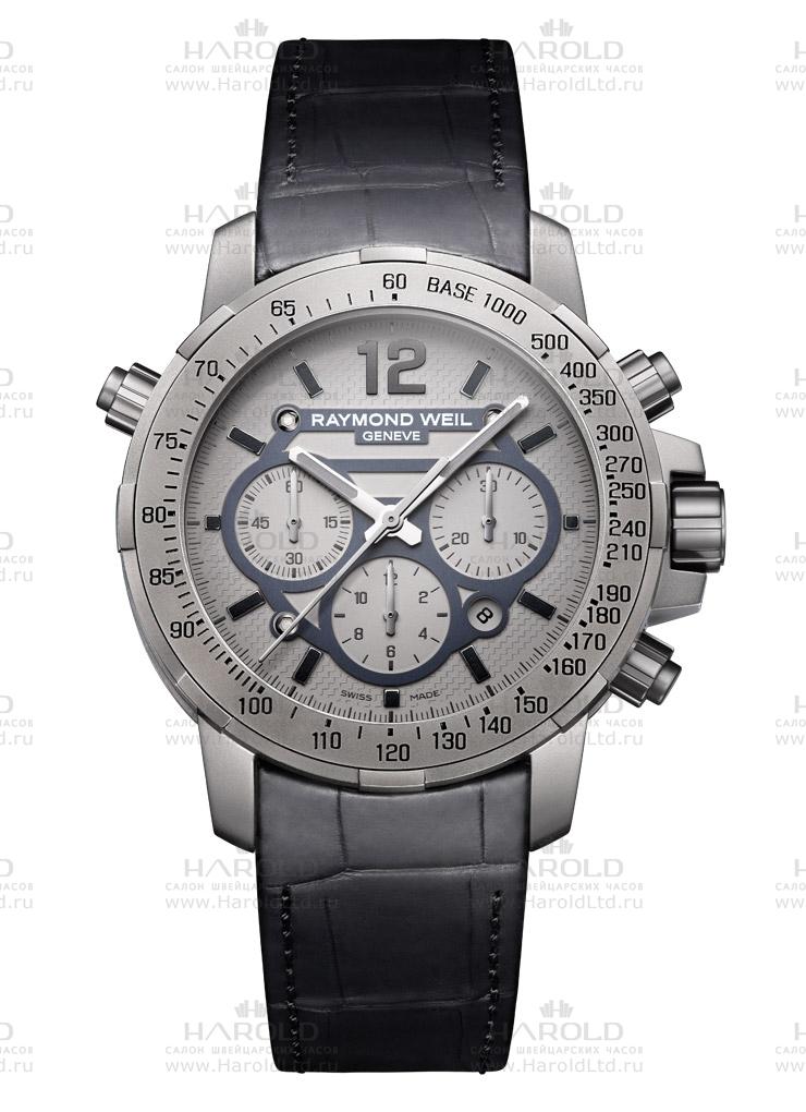 Raymond Weil Nabucco мужские часы ПРОДАНО-41