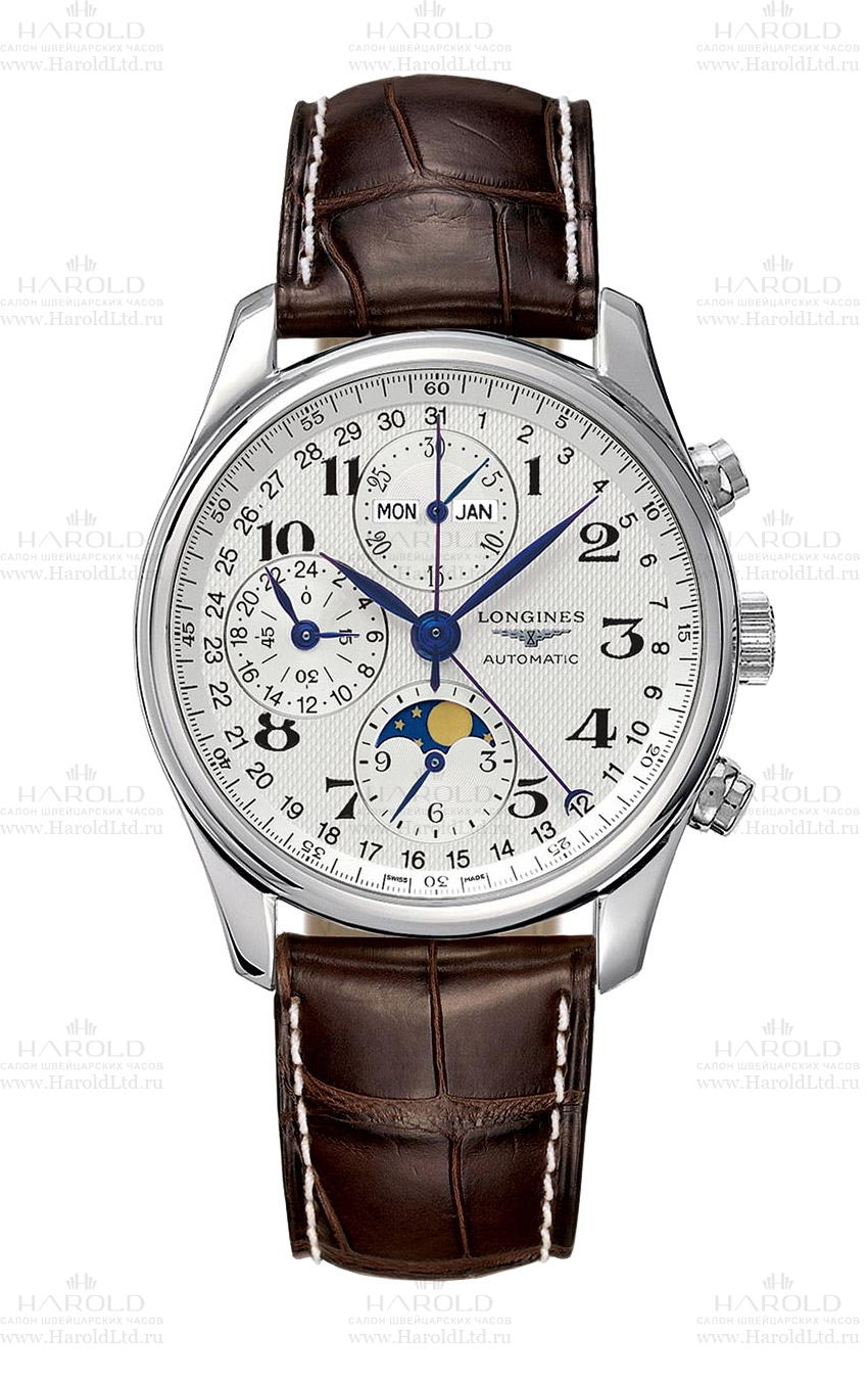 Longines Master Collection L2.673.4.78.5 ПРОДАНО-59