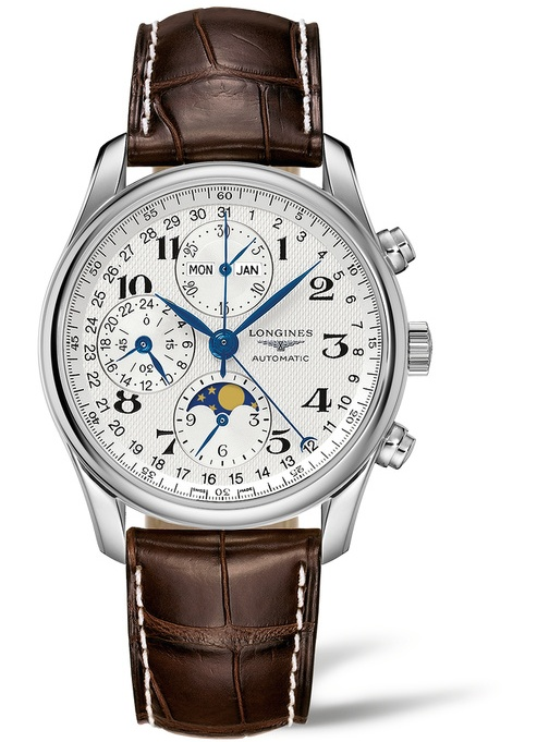 Longines Master Collection L2.673.4.78.5 ПРОДАНО-57