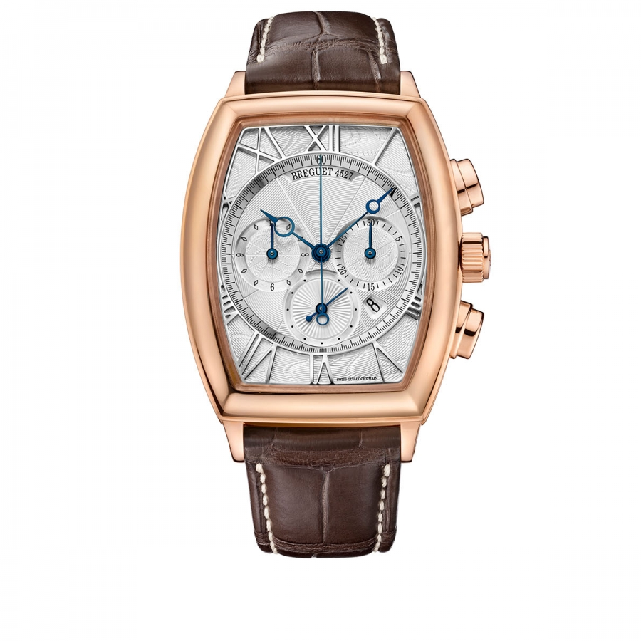 Breguet Heritage 5400 Rose Gold Chronograph-1