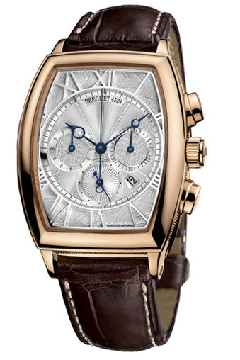 Breguet Heritage 5400 Rose Gold Chronograph-2