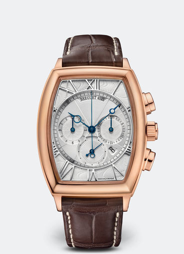 Breguet Heritage 5400 Rose Gold Chronograph-3