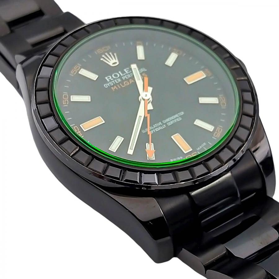 Rolex Milgauss Black PVD-62