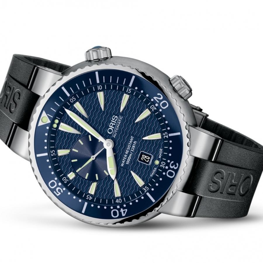 Oris Divers 7609 47мм. 1000м-9